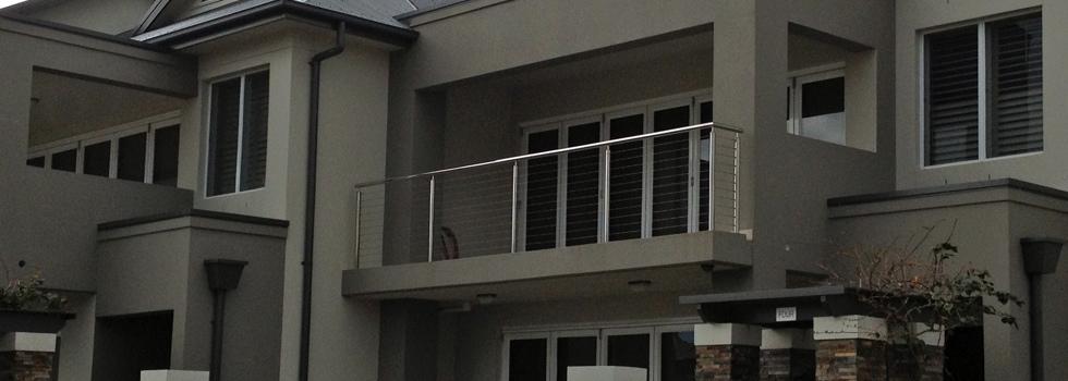Steel balustrades 4