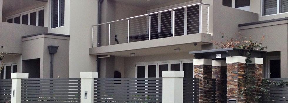 Steel balustrades 5