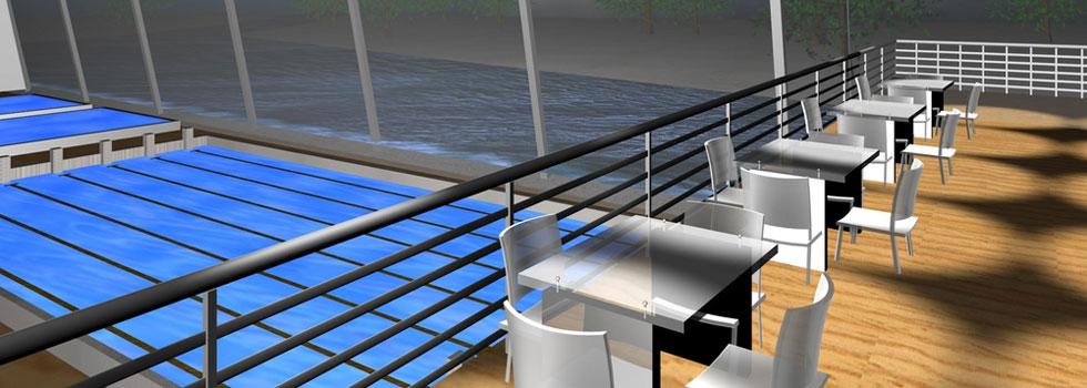 Kwikfynd Steel balustrades 9