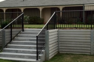 Temporary Handrails gallery image