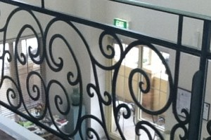 Aluminium Railings gallery image